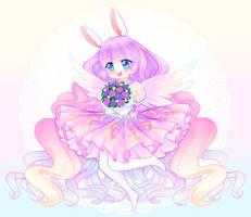 Pemiin's birthday gift!! by Miyorin-pyon