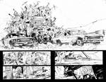 American Muscle 4 pgs 2-3 inks