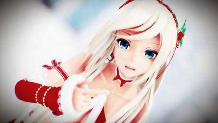 [MMD]ELECT[Tda Lily Bikini Type-AS][FHD1080p60fps] by ny0g4n