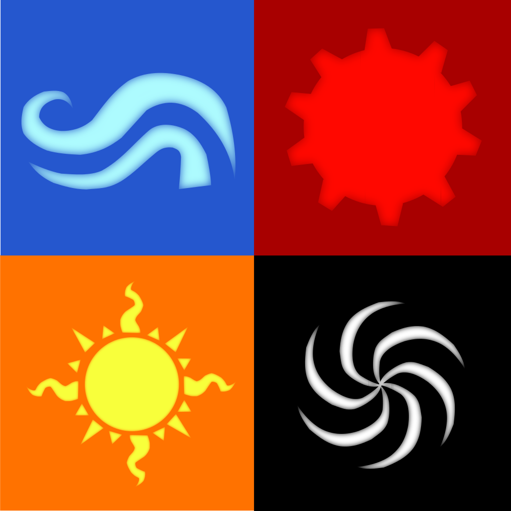 Homestuck - God Tier Symbols by LightningRaichu on DeviantArt