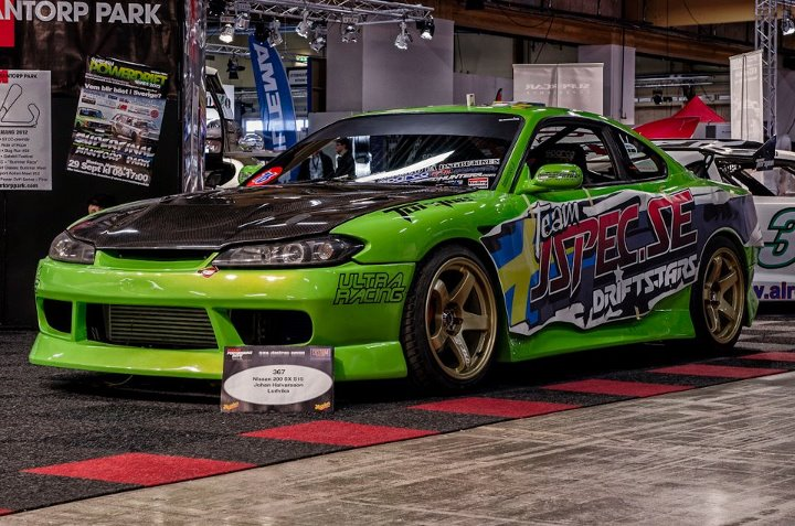 Jspec Drift Car by chronic0avenger