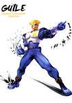 Guile (Street Fighter - alternate costume)