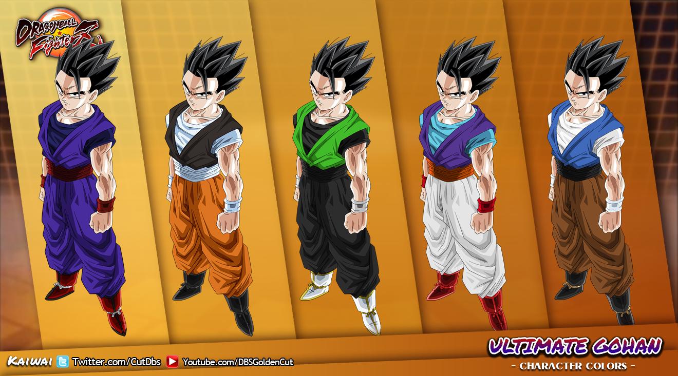 Dragon Ball Fighterz Ultimate Gohan Trailer Resetera