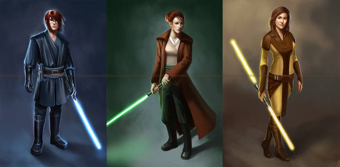 Jedi Commissions
