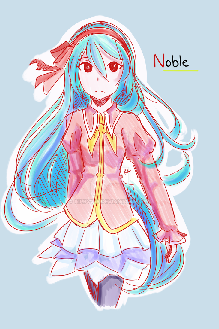 Noble by kirby456