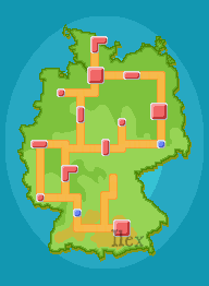 how to use marking map in pokemon diamond