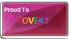 Proud to love Stamp by NeonKitt