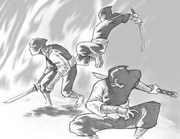 Ninja by pencil-ambush