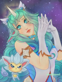 Soraka the star quardian