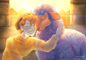 Ghostbur and his Friend
