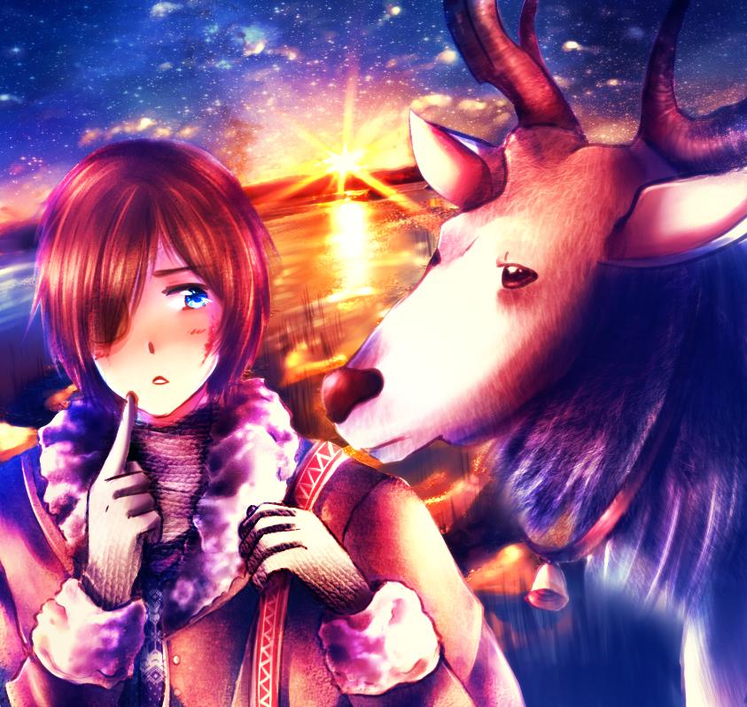 weird friendship by Endiria