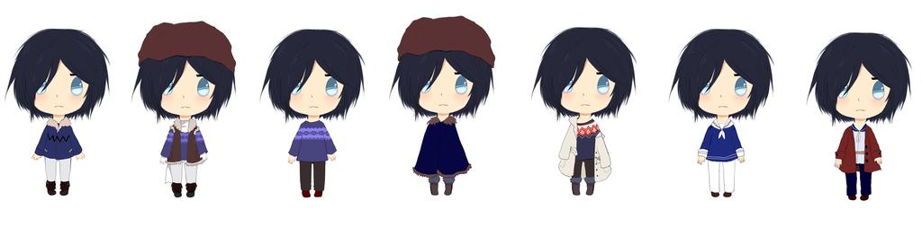 some svens by Endiria