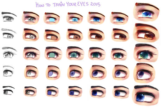 how to train your eyes 2015