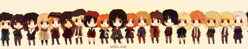 very bad boys by Endiria