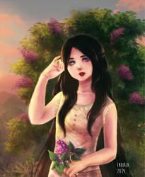 lilac by Endiria