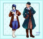 sailor bois by Endiria