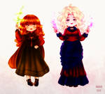 very scary and dangerous b..witches by Endiria