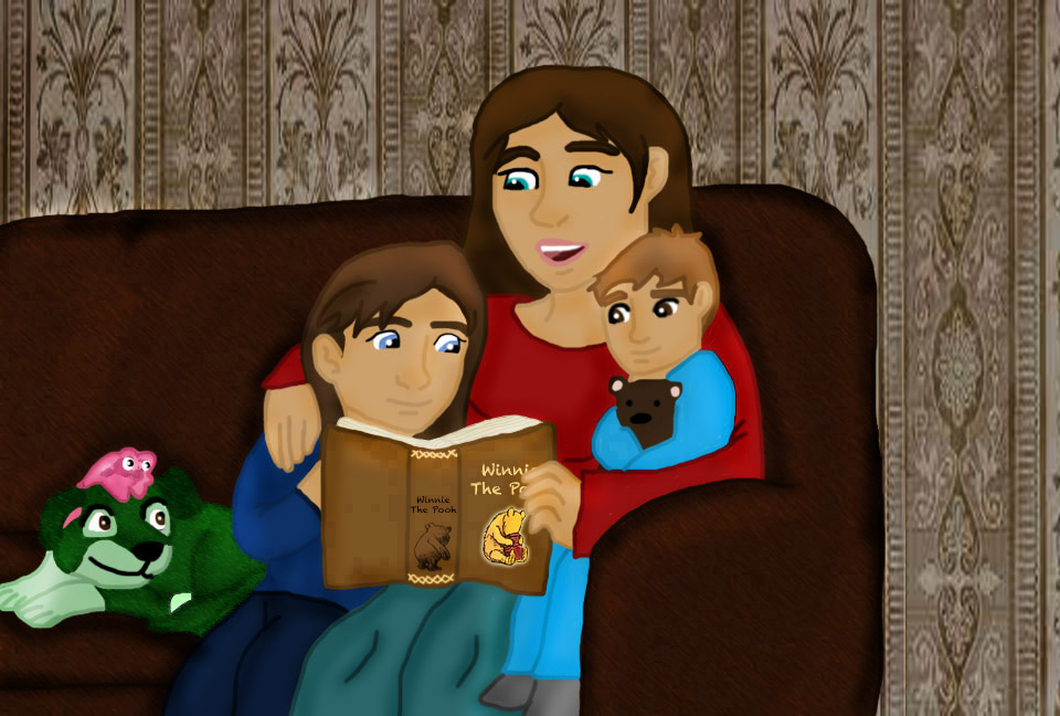 Reading time by 95JEH