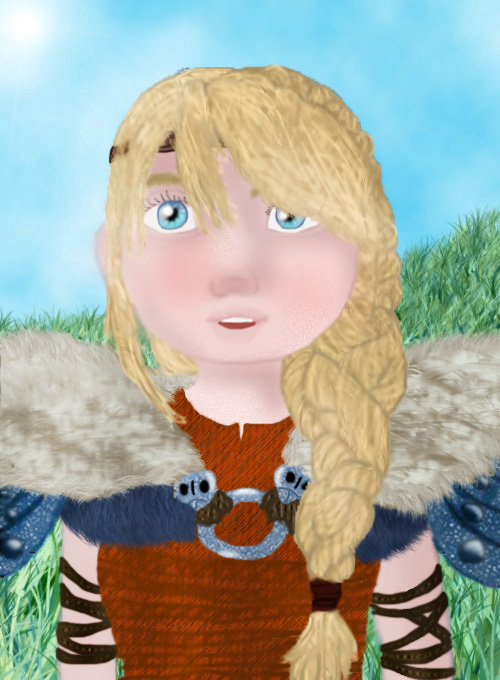 Astrid by 95JEH