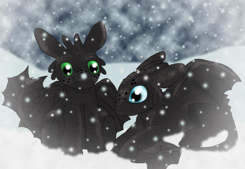 Nightfurries by 95JEH