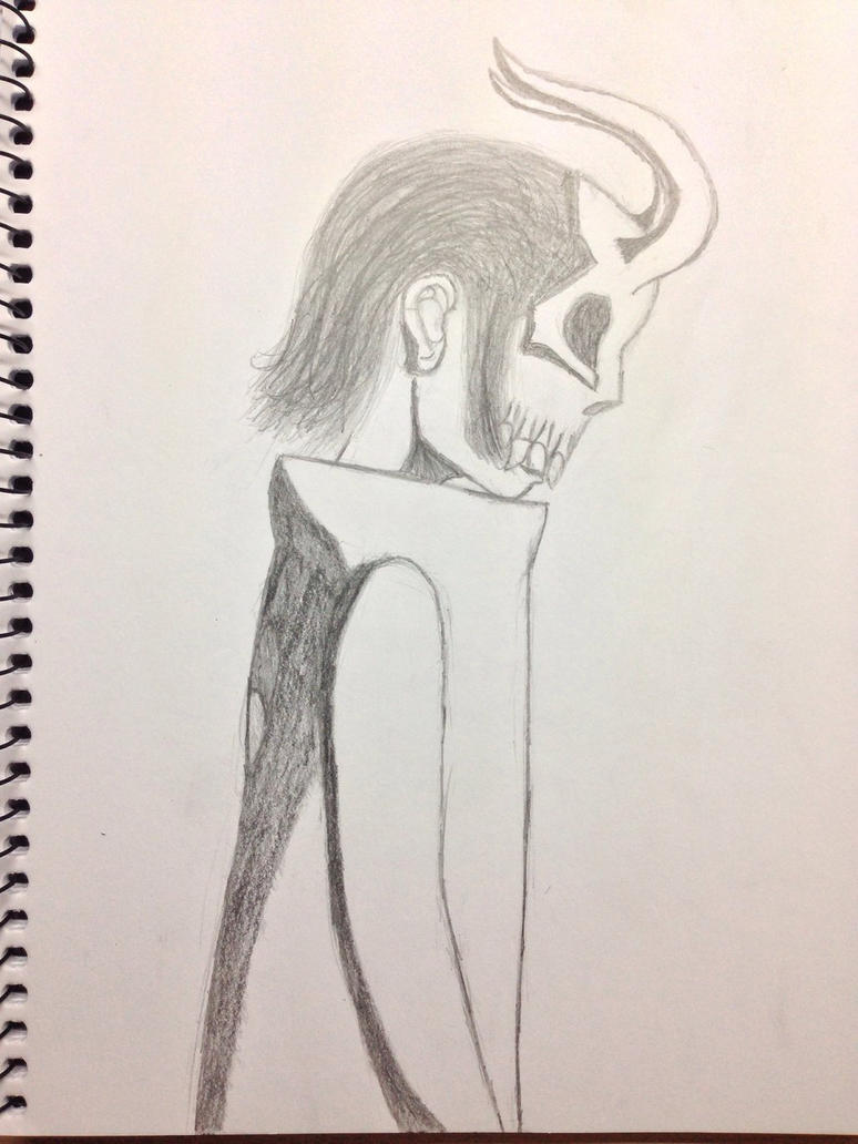 Devil's Mask by TioSuquinho