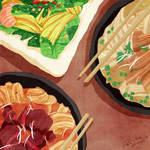 Pho - Vietnamese traditional food