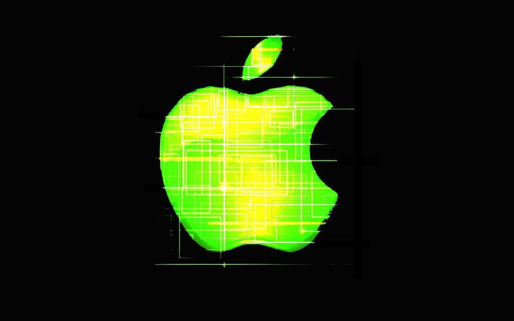 500+ Wallpaper Apple Neon  Paling Baru
