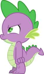 Determined Spike
