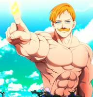 Nanatsu no Taizai 253: Sunshine is my power! by YametaStudio