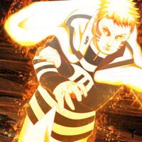 The Strongest Shinobi of His Era by YametaStudio