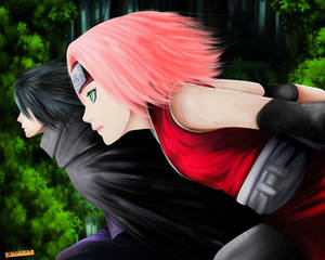 Mr. and Mrs. Uchiha