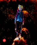 Boruto 43: Awakening by YametaStudio