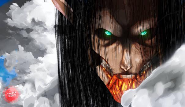 Shingeki no Kyojin 130: The Attack Titan