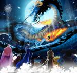 One Piece 987: Kaido vs Akazaya by YametaStudio