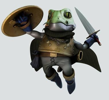 CG Frog, Chrono Trigger