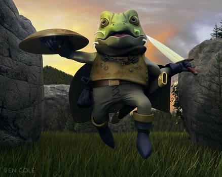 Chrono Trigger's Frog