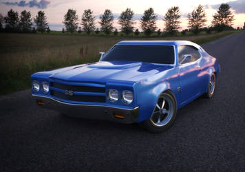 1970 Chevelle Revisted