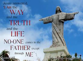 John 14:6 by ServantofJesus