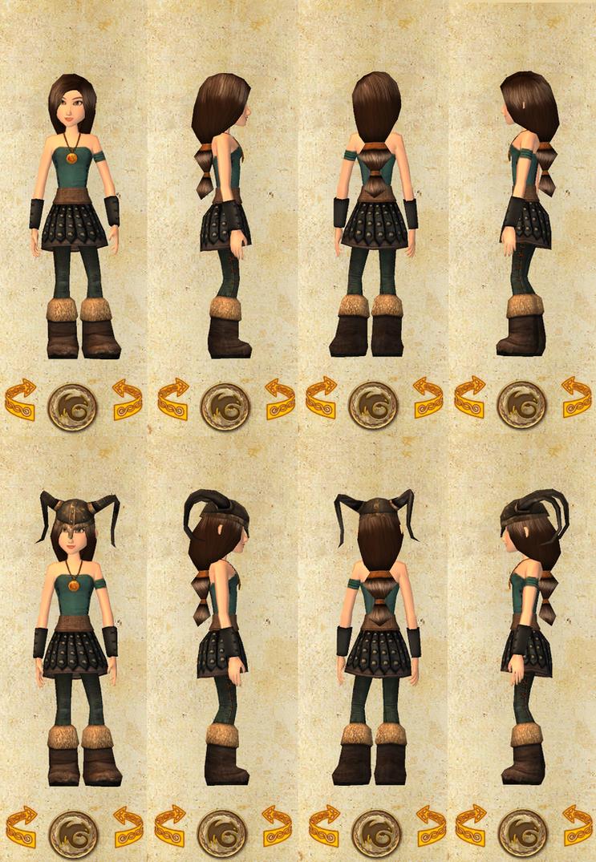 School of Drago... Female Character Names
