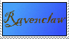 Ravenclaw by Mierzeja