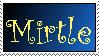 Mirtle znaczek by Mierzeja