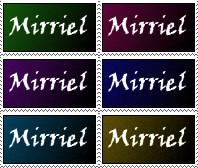 Mirriel by Mierzeja