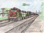 Burlington Northern Intermodal