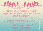Birdy Birthday
