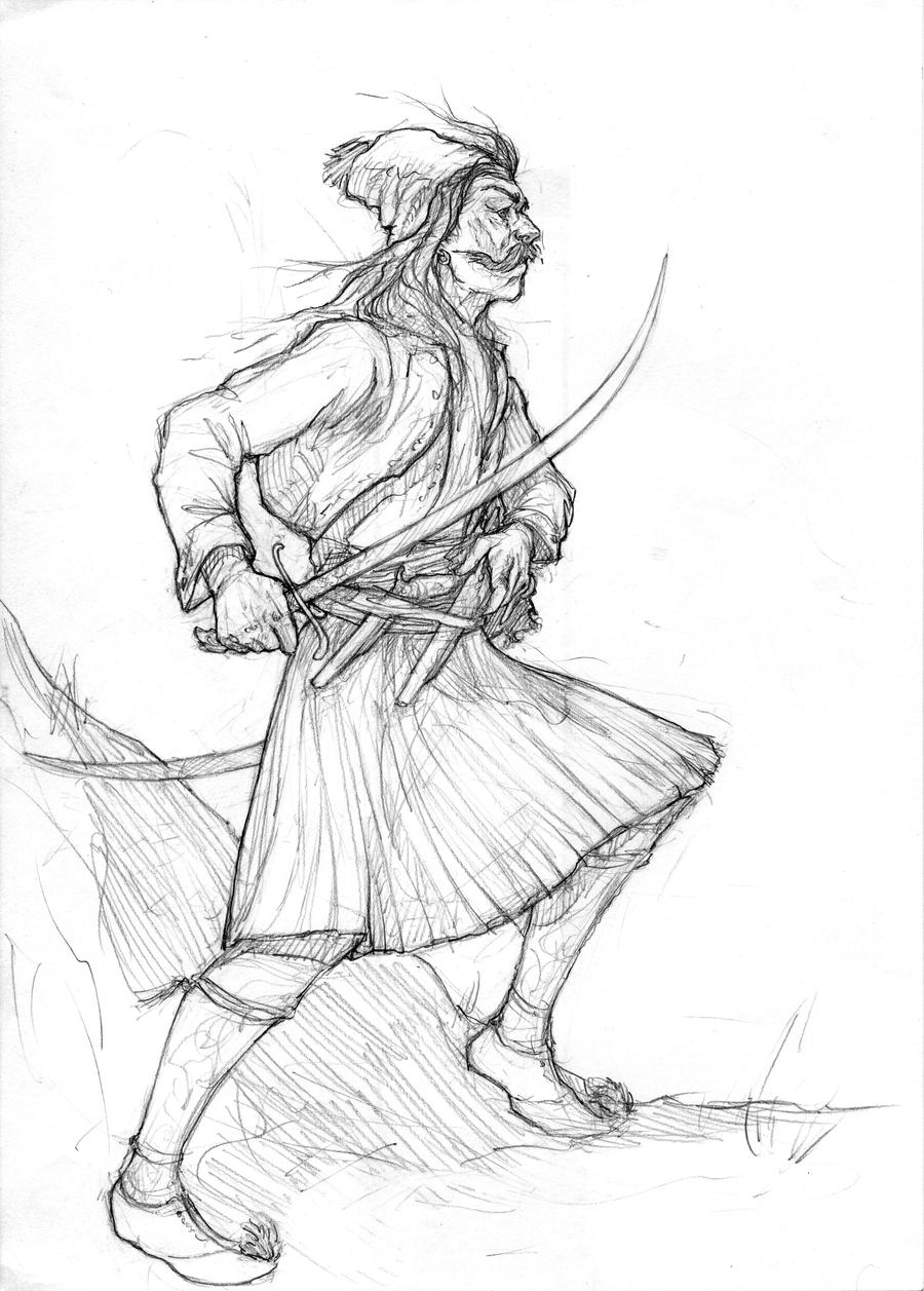 Hero of 21 by NestorPriest
