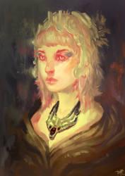 Royal Eyes by NestorPriest