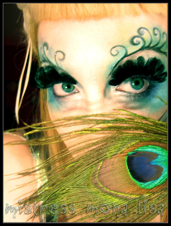 ...The peacock experience... by MistreSSmOnalisa