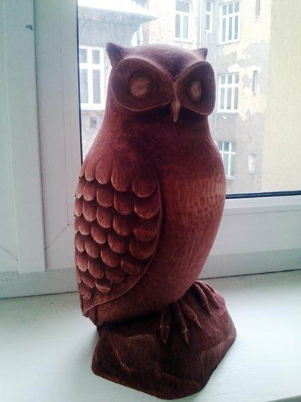 Owl - Sova by romanolsanik