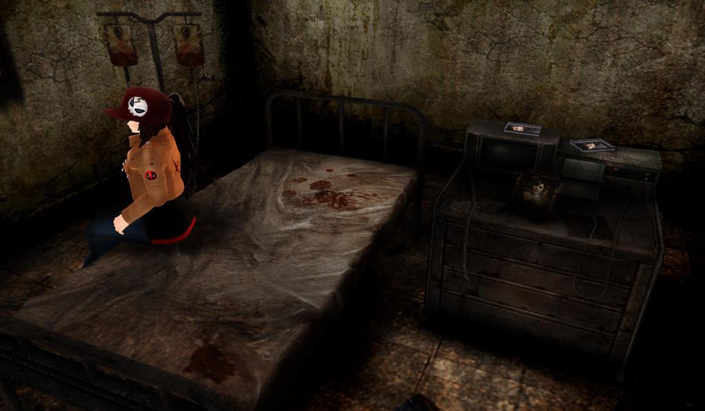 Silent Hill  Alessa S Room