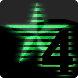 Call of Duty 4 Dock Icon by lapinlunaire